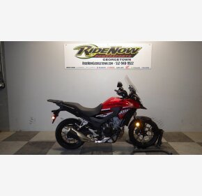 2017 Honda CB500X ABS for sale 200937861