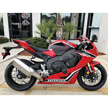 2017 Honda CBR1000RR for sale 200672735