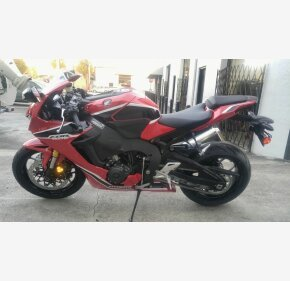 2017 Honda CBR1000RR for sale 200493759