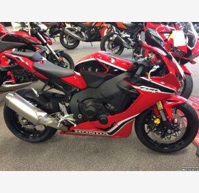 2017 Honda CBR1000RR for sale 200501802
