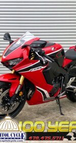 2017 Honda CBR1000RR for sale 200694230