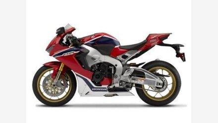 2017 Honda CBR1000RR ABS for sale 200731527