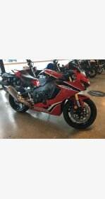 2017 Honda CBR1000RR for sale 200740683