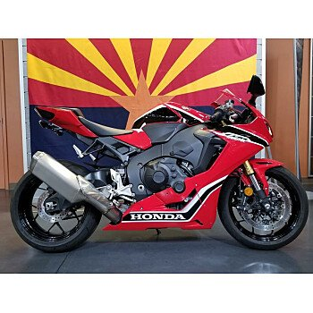 2017 Honda CBR1000RR for sale 200792258