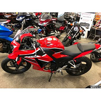 2017 Honda CBR300R for sale 200501719