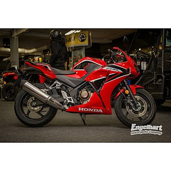 2017 Honda CBR300R ABS for sale 200586482
