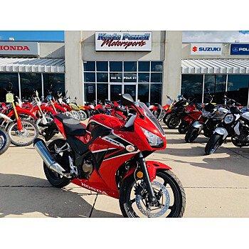 2017 Honda CBR300R for sale 200601912