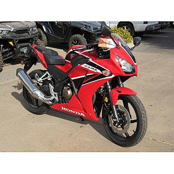 2017 Honda CBR300R for sale 200677248