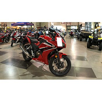 2017 Honda CBR300R for sale 200687641