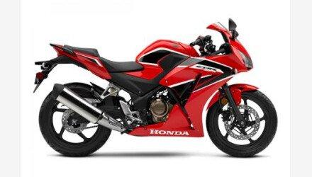 2017 Honda CBR300R ABS for sale 200641465