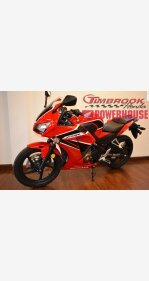 2017 Honda CBR300R ABS for sale 200685677