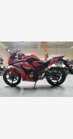 2017 Honda CBR300R for sale 200707759