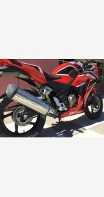 2017 Honda CBR300R for sale 200762518
