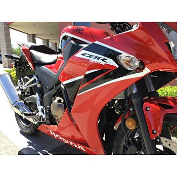 2017 Honda CBR300R for sale 200762521