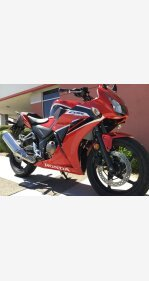 2017 Honda CBR300R for sale 200762521