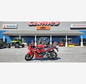 2017 Honda CBR300R for sale 200803373