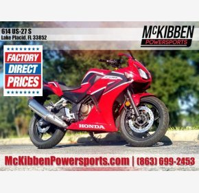 2017 Honda CBR300R for sale 200818936