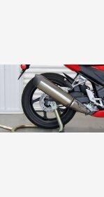 2017 Honda CBR300R for sale 200890342