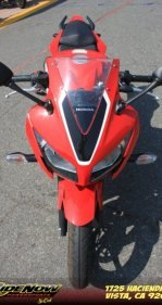 2017 Honda CBR300R for sale 200973963