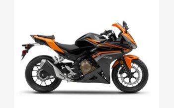 2017 Honda CBR500R for sale 200601443