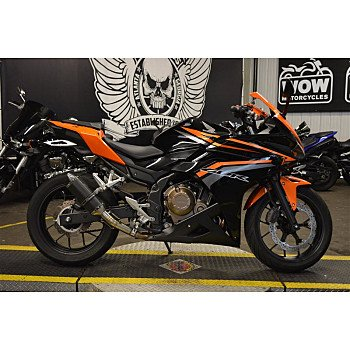 2017 Honda CBR500R for sale 200666332