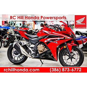 2017 Honda CBR500R for sale 200712831