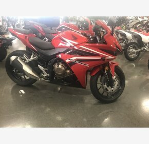 2017 Honda CBR500R for sale 200495821
