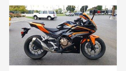 2017 Honda CBR500R for sale 200628199