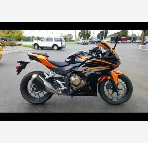 2017 Honda CBR500R for sale 200628199