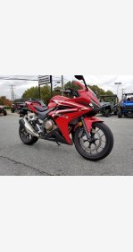 2017 Honda CBR500R for sale 200648884