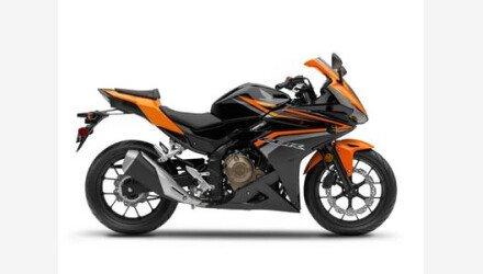 2017 Honda CBR500R for sale 200648885
