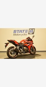 2017 Honda CBR500R for sale 200671109