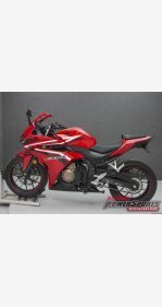 2017 Honda CBR500R ABS for sale 200686748
