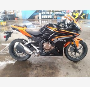 2017 Honda CBR500R for sale 200693220
