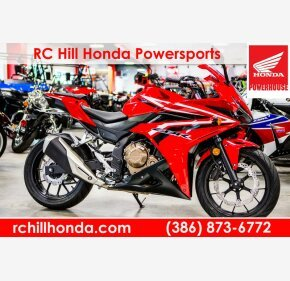 2017 Honda CBR500R for sale 200743864