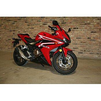 2017 Honda CBR500R ABS for sale 200784347