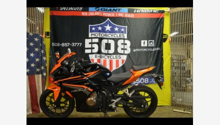 2017 Honda CBR500R for sale 200795220