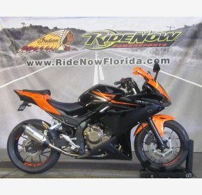 2017 Honda CBR500R ABS for sale 200796341