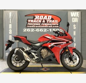 2017 Honda CBR500R for sale 200801040