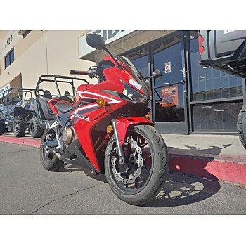 2017 Honda CBR500R for sale 200824789