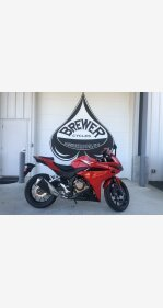 2017 Honda CBR500R for sale 200840052