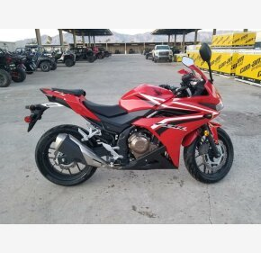 2017 Honda CBR500R ABS for sale 200852726