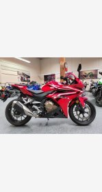 2017 Honda CBR500R for sale 200995980