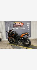 2017 Honda CBR500R for sale 201072787