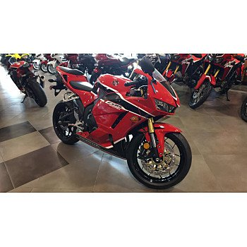 2017 Honda CBR600RR for sale 200687280