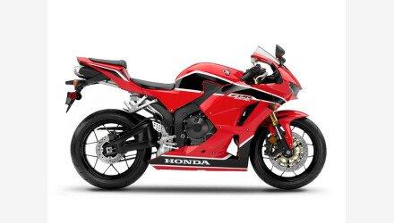 2017 Honda CBR600RR for sale 200604782
