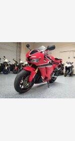 2017 Honda CBR600RR for sale 200708097
