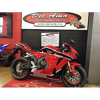 2017 Honda CBR600RR for sale 200725678