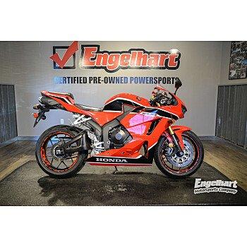 2017 Honda CBR600RR for sale 201039180