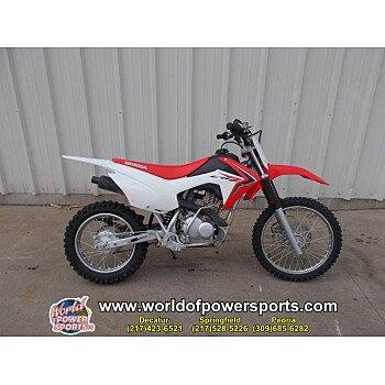 2017 Honda CRF125F for sale 200636652